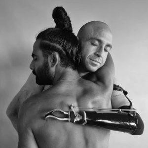 זיו שילון עם איציק סעידיאן